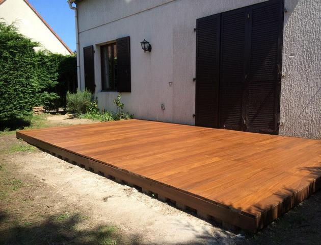 Creation dune terrasse en bois pour embelir votre exterieur 0001