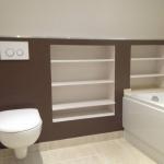 renovation d'une salle de bains moderne - bati prestige 78