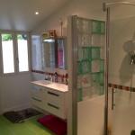 salle de bains sur mesure et fraiche