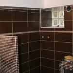 Aménagement d'une salle de bains - étape 1