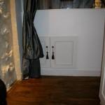 chambre atypique avec une renovation bois