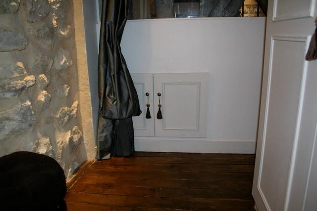 chambre atypique avec une renovation bois batiprestige