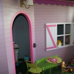 creation cabane bois enfant