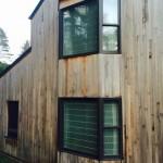 renovation maison bois  Dégrisement et saturateur coloris gris