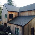 renovation maison bois  Dégrisement et saturateur coloris gris batiprestige