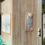 renovation maison bois  Dégrisement et saturateur coloris gris batiprestige 78