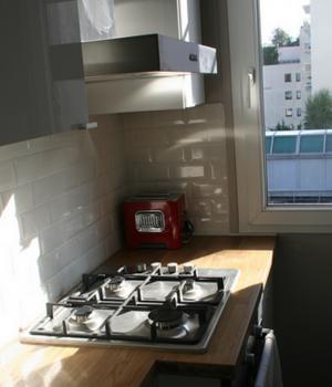 Réaménagement d'une cuisine sur Boulogne
